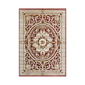維羅納立體厚絲毯100x140cm 羅浮紅