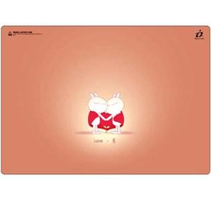 【i2】兔斯基竹炭滑鼠墊(為了愛)