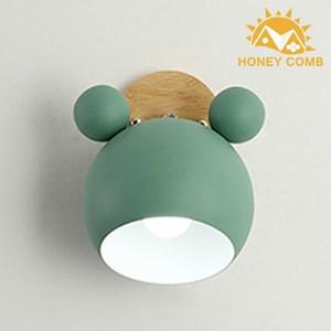 HONEY COMB 米老鼠造型風格壁燈 四色款TA8784 綠色
