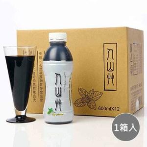 人山艸 無鹼純天然仙草茶(600MLx12瓶)