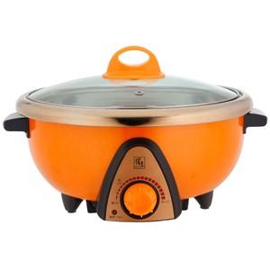 【鍋寶】分離式不鏽鋼多功能料理鍋4L(SEC-420-D)