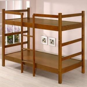 [特價]Homelike 耶達3.5尺雙層床