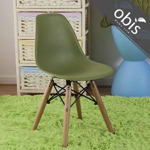 obis 歐風經典造型兒童椅TN/051W 綠色