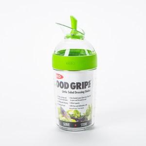 OXO 沙拉醬搖搖量杯 綠 250ml