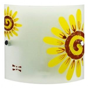 向日葵單燈壁燈