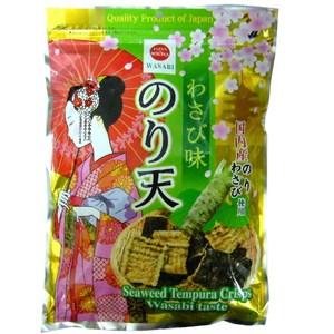 丸果紫菜芥末海苔天125g