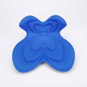 美姿調整椅 蝴蝶 藍色