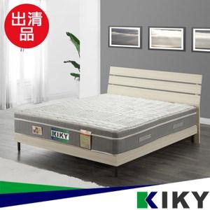 庫存品出清-【KIKY】女神系列雅典娜歐式線條單人加大3.5尺床頭片