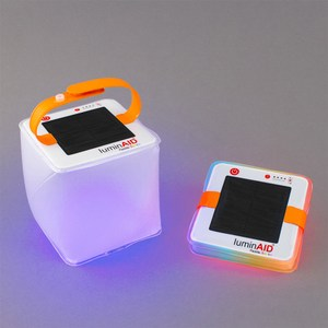LuminAID Packlite Spectra USB可充式水陸兩用彩虹光援