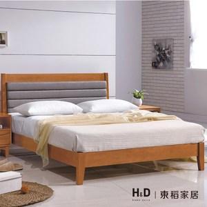 H&D歐文6尺雙人床架