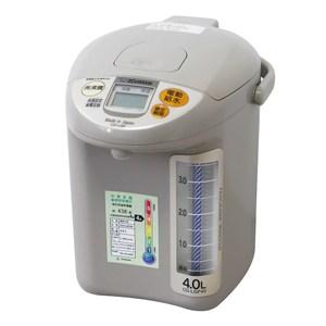 【象印】4L微電腦電動熱水瓶(灰) CD-LGF40