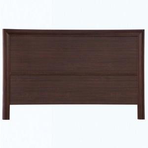 【YFS】奧斯卡5尺胡桃床頭片-154x5x93cm