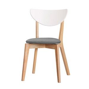 【YFS】派特蘿配色布餐椅-47x50x78cm(2入組)