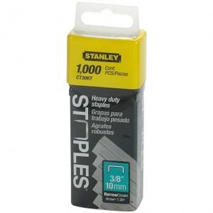 Stanley ㄇ 形釘(釘槍 CT10X專用)