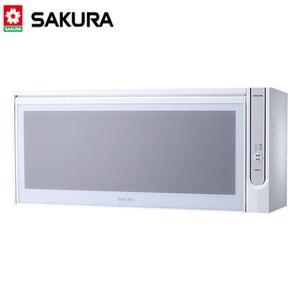 【櫻花SAKURA】 臭氧殺菌懸掛式烘碗機(Q7565)-90公分