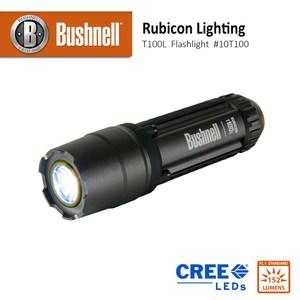 美國Bushnell 152流明 T100L 小型LED戰術防爆手電筒
