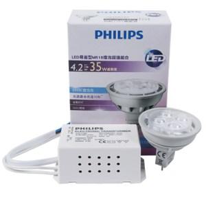 飛利浦LED易省型MR16 杯燈 4W 白光(110V)