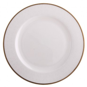 卡洛琳骨瓷10.5吋平盤