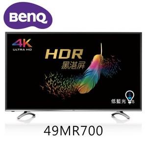 BenQ 49吋4K UHD智慧連網液晶顯示器 49MR700
