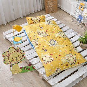 GOLDEN-TIME-小獅的夢境-精梳棉200織紗兒童睡袋