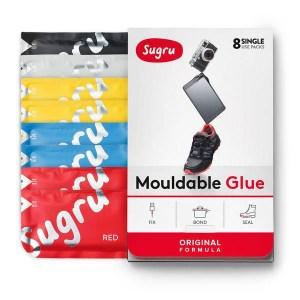 SUGRU 8 Pack 超強功能塑型黏土-8入組 (經典8色)