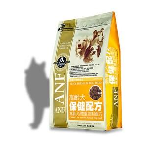 ANF 美國愛恩富 老犬保健配方 小顆粒 狗飼料 15kg X 1包