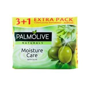 荷蘭Palmolive棕欖潤膚香皂含橄欖油(90g*4/組)*9