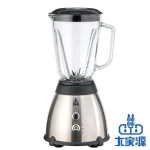 【大家源】1.5L玻璃樂活碎冰果汁機(TCY-6735)