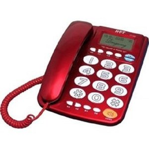 HTT 來電顯示有線電話 HTT-808