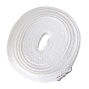 日式防風曬衣繩8M-白色
