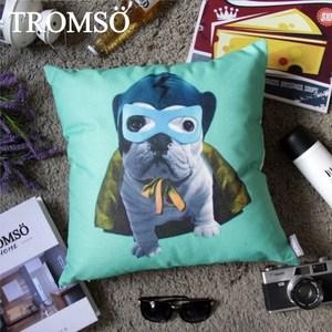 TROMSO品味英倫棉麻抱枕/閃電郎法鬥