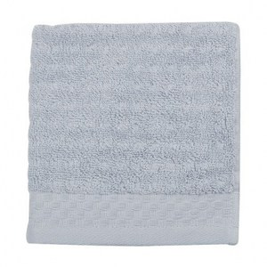 HOLA home 格紋方巾 灰色 33x33cm