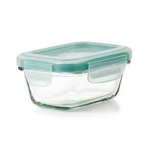 OXO 耐熱玻璃保鮮盒0.125L
