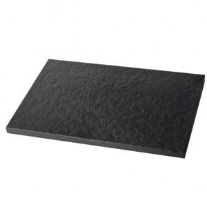 HOLA home大理石紋砧板45x30cm 黑色