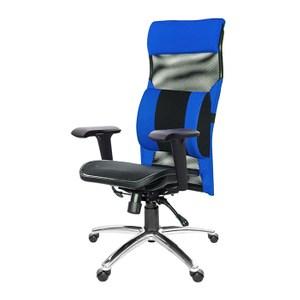 GXG 高背電腦椅 (鋁合金腳/4D扶手/大腰枕)TW-170 LUA3#訂購請備註顏色