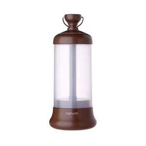 磁攜戶外節能LED燈 咖啡