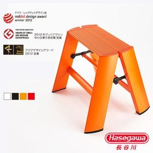 【長谷川Hasegawa設計好梯】Lucnao設計傢俱梯 一階橘色(24cm)