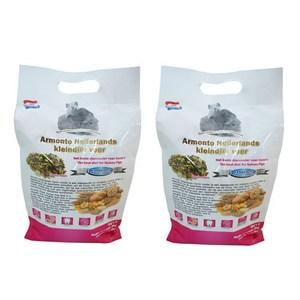 Armonto 阿曼特荷蘭特級機能天竺鼠主食 2公斤 X 2包