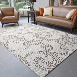 【YFS】耐磨高透氣親膚地毯-西班牙170x240cm