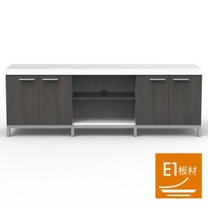 歐登四門電視櫃 E1板材 39.5x152.5x53.5cm