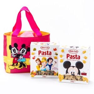 義大利 Dalla 迪士尼造型麵 兩包入+專屬保溫保冷袋組 Dalla Costa