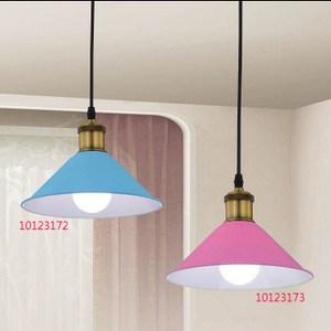YPHOME 輕工業單吊燈10123172~5藍色
