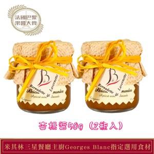 【紅島BDL果醬】04杏桃醬 (50G*2入)