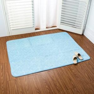 HOLA 葉影涼感折疊地毯 120x160cm