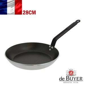 法國【de Buyer畢耶鍋具】CHOC耐高溫系列5層不沾鍋28cm
