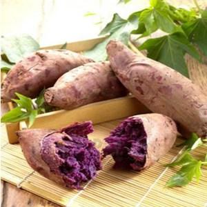 【瓜瓜園】紫心冰烤番薯 8盒(1kg/盒)