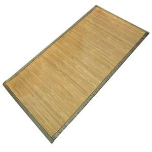 新台灣鏡面竹床蓆 雙人 5x6尺