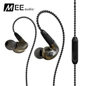MEE audio Pinnacle P1 高保真入耳式 HIFI 耳黑色