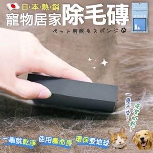 【DIDA】神奇寵物居家除毛磚1組2入
