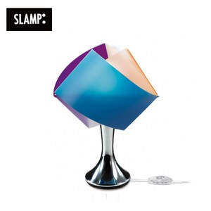 【SLAMP】GEMMY ABAT JOUR 桌燈(魔幻色)魔幻色